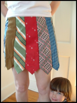 Skirtfront