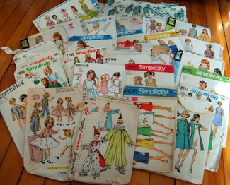 vintage patterns Fun Sewing Patterns